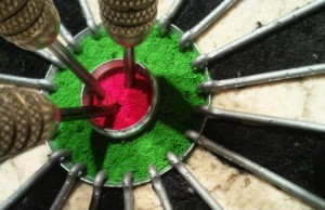 Bullseye Lakeside WK Darts 2016